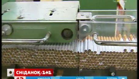 В Україні зростуть ціни на сигарети