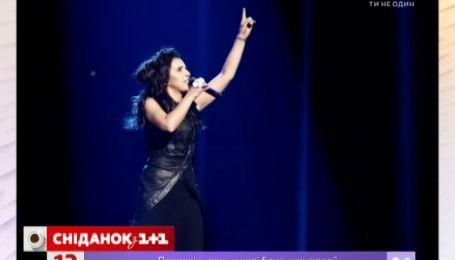 """Джамала сегодня выйдет на сцену """"Евровидения"""""""