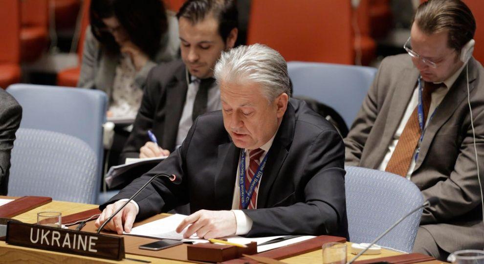 Єльченко в ООН розповів, скільки українців стали вимушеними переселенцями