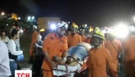 В Бразилии полиция разогнала митинг