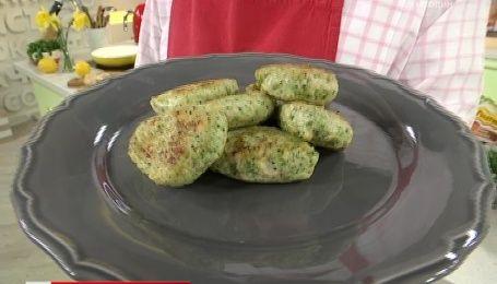 Рецепт котлет із броколі від Руслана Сенічкіна