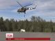 Стало відомо, що за гелікоптер скидав снаряди на подвір'я сусідів президента у Козині