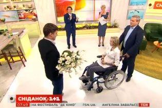 Анатолій Анатоліч стане ведучим на весіллі волонтерки Яни Зінкевич