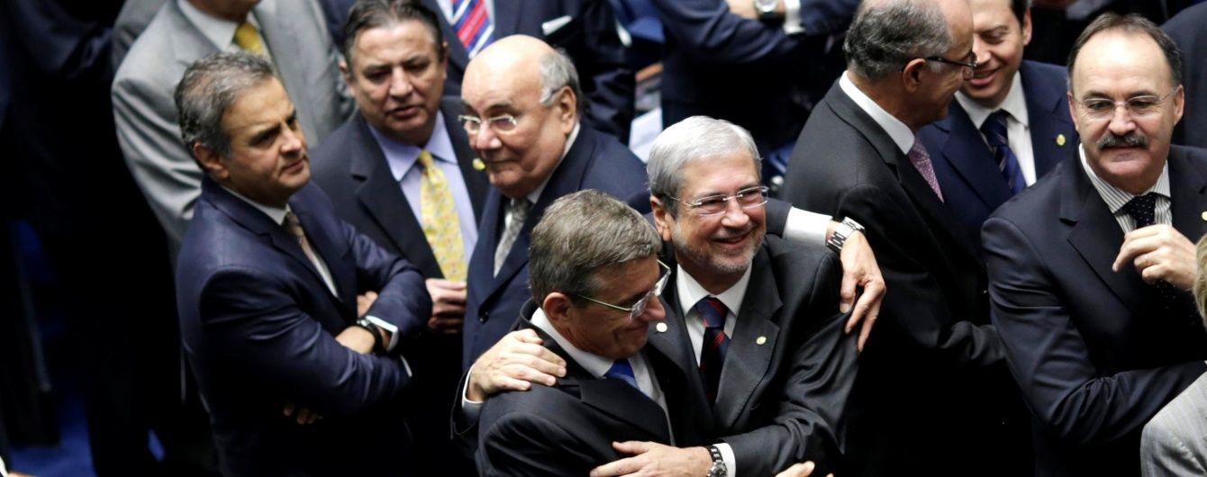 У Бразилії сформували новий уряд