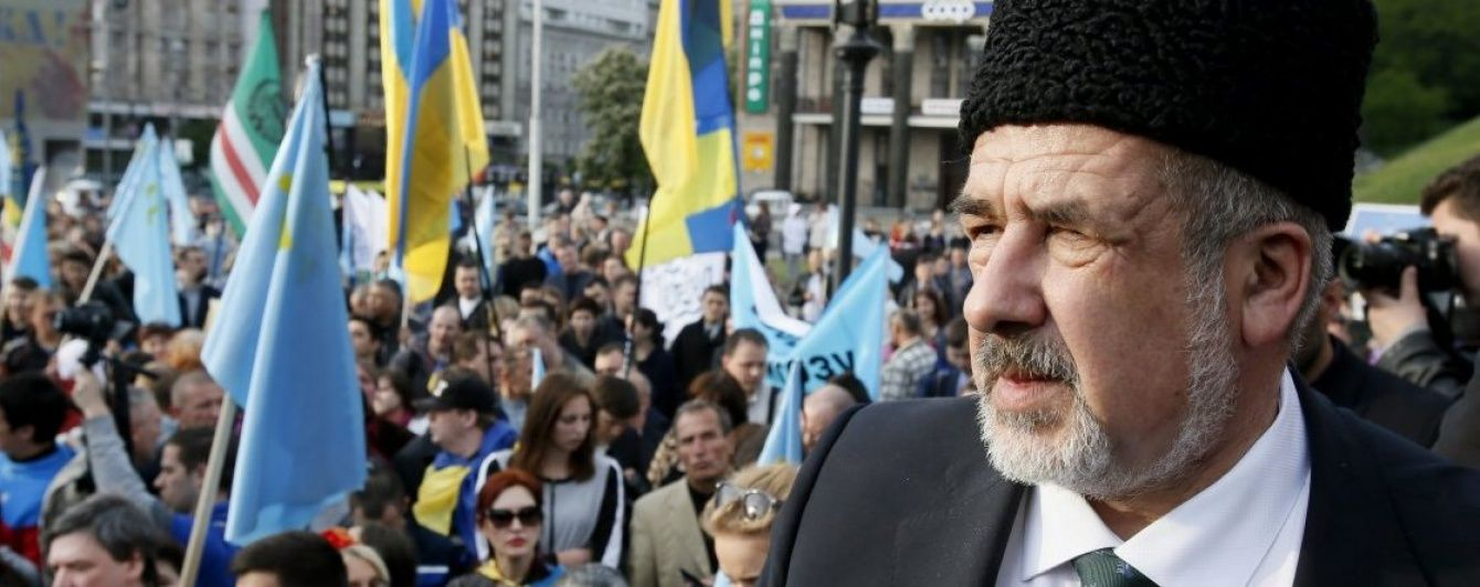 Чубаров закликав бойкотувати російські вибори в окупованому Криму