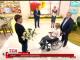 """У прямому ефірі """"Сніданку""""  освідчились відомій волонтерці Яні Зінкевич"""