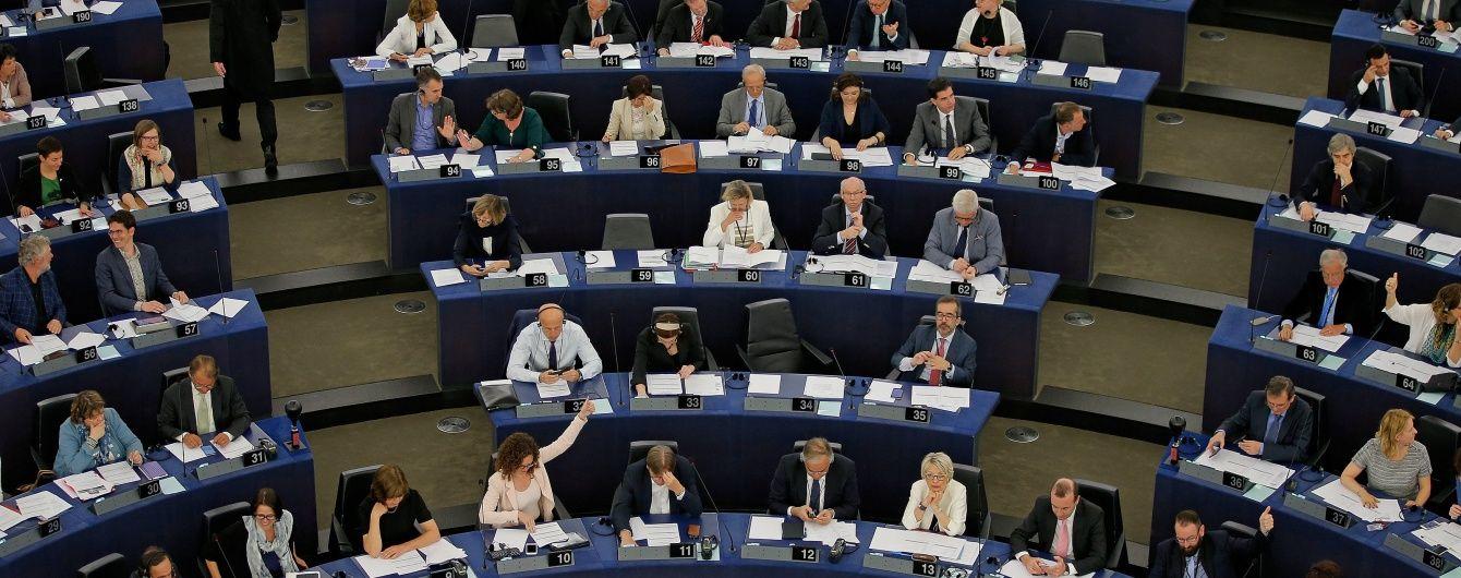 """В Европарламенте раскритиковали действия """"Газпрома"""" относительно Украины"""
