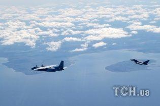 """Два самолета РФ вошли в воздушное пространство Британии, против них по тревоге подняли """"Тайфуны"""""""