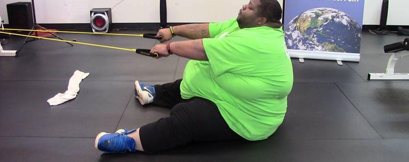 У США помер 360-кілограмовий онлайн-активіст боротьби із зайвою вагою