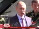 У Сочі генерал відламав ручку автомобіля, відкриваючи його перед Путіним