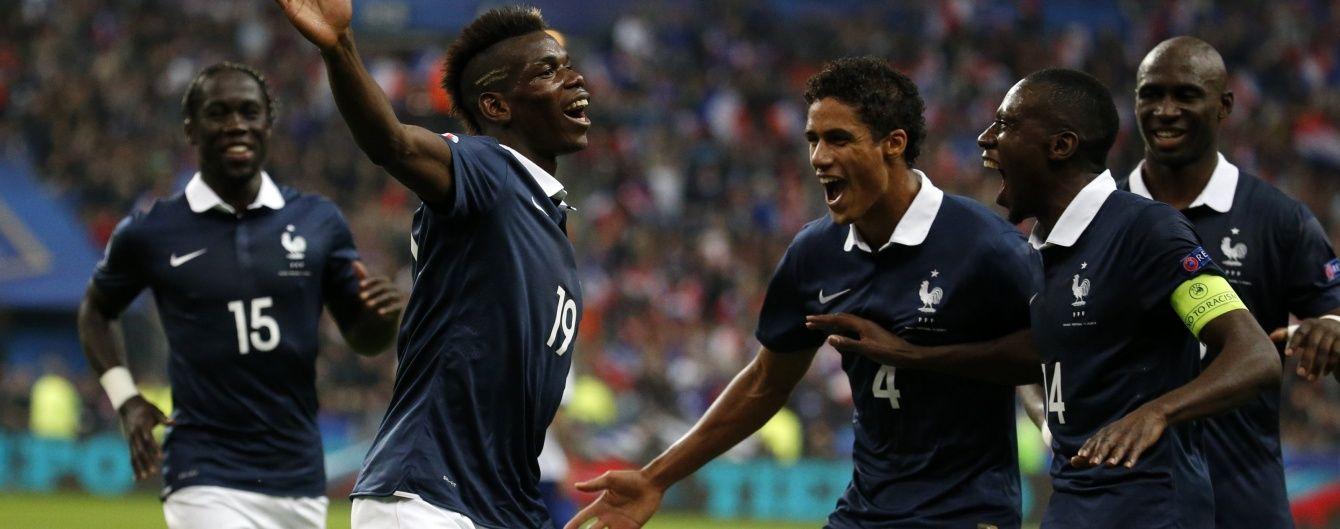 Список Дешама. Французи назвали склад на Євро-2016