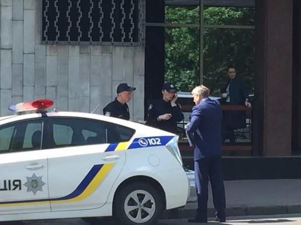 Патрульні склали протокол на міністра-бодибілдера Насалика – журналіст