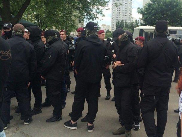 Вибух у Києві: силовики затримали учасників конфлікту
