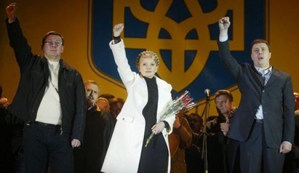 Від Майдану до Майдану. Політична кар'єра Юрія Луценка у 20 світлинах