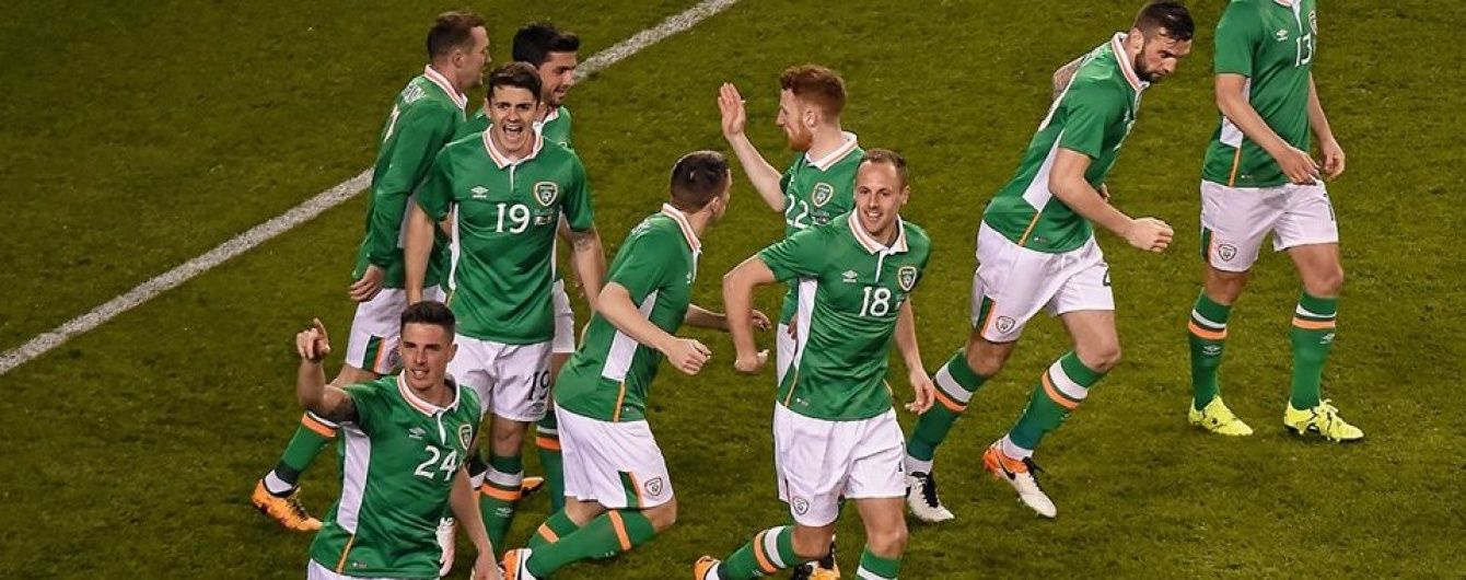 Збірна Ірландії: представляємо учасника Євро-2016