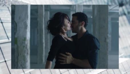 Для нового кліпу Надія Мейхер танцює пристрасне танго з аргентинським хореографом