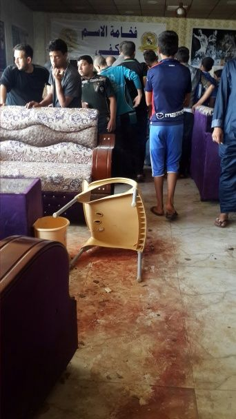 """Жорстокий розстріл вболівальників футбольного клубу """"Реал Мадрид"""": закривавлене кафе та 16 загиблих"""