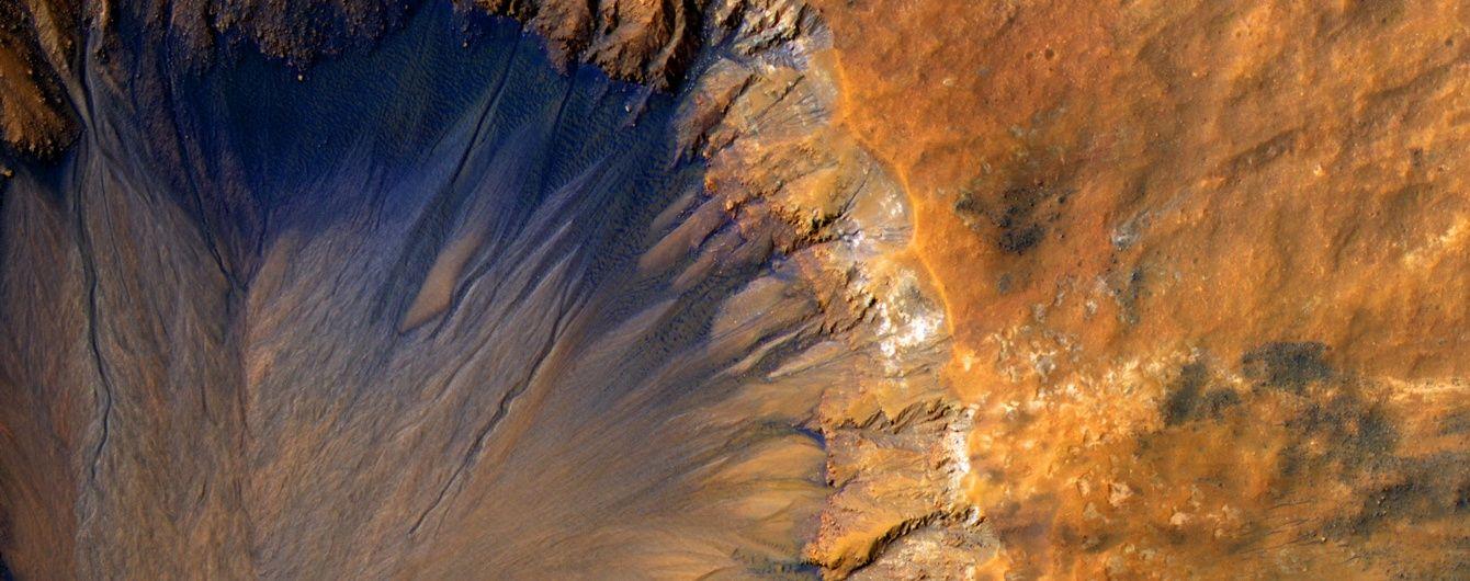 NASA показало їжу марсіанських космонавтів