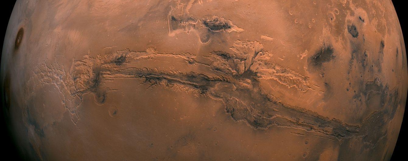 США планують відправити людей на Марс до 2030-х років
