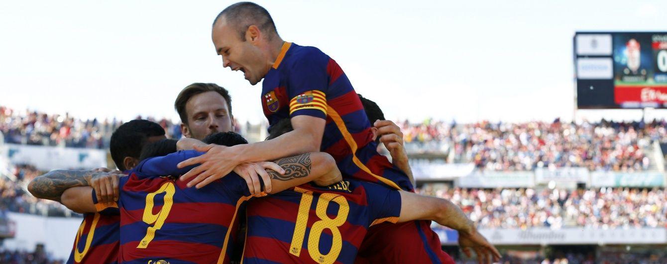 """Свято синьо-гранатового кольору: """"Барселона"""" виграла чемпіонат Іспанії"""