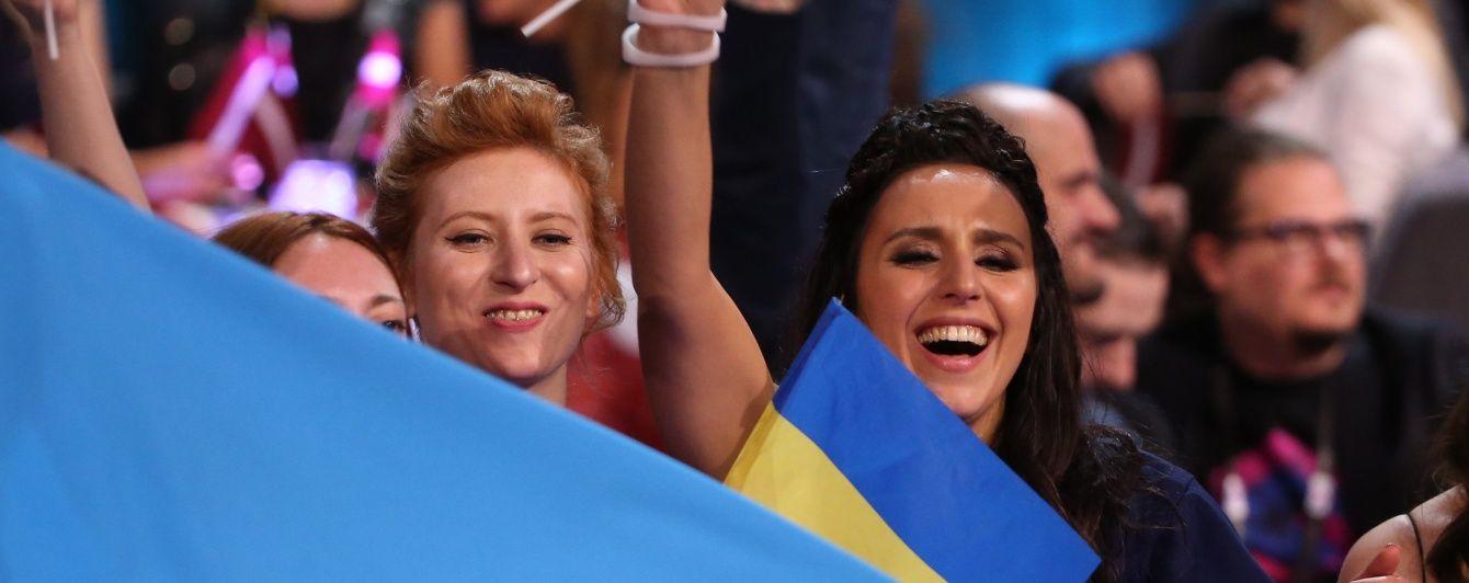 Євробачення 2016: як Джамалу з перемогою привітали конкуренти