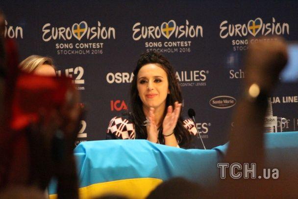 """Джамала про """"Євробачення 2017"""" у звільненому Криму: Це точно має бути в Україні"""