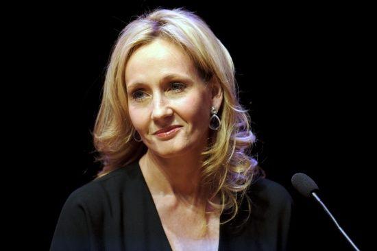 """Автор """"поттеріани"""" стала найбільш високооплачуваною європейською знаменитістю"""