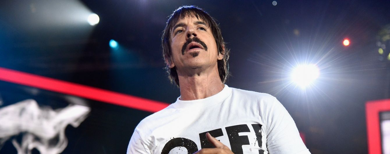 Вокаліст легендарних Red Hot Chili Peppers госпіталізований