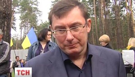 ТСН взяла первое, спонтанное интервью нового генпрокурора Украины