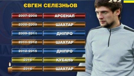 Євген Селезньов знову повертається в Шахтар