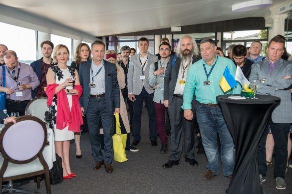 Гости и участники бизнес-ланча