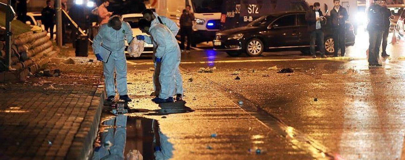 У Стамбулі пролунав вибух. Є поранені
