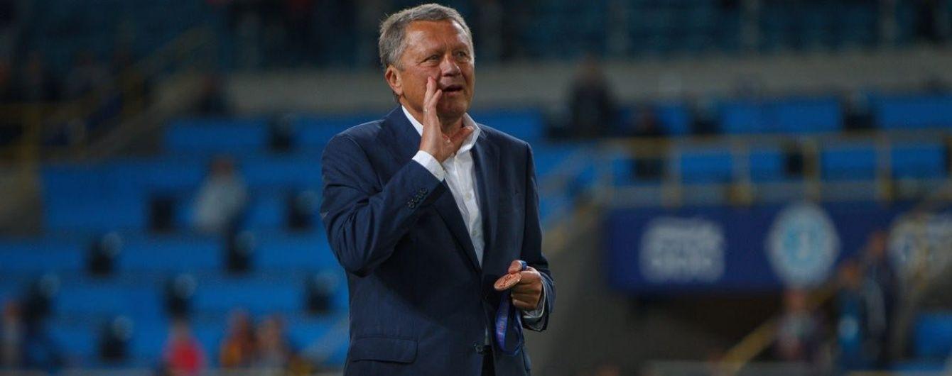 Маркевич закликав дати шанс у збірній України Шевченку