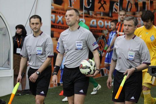 Скандальний арбітр з російським паспортом може бути призначеним на матчі УПЛ