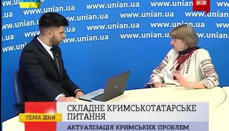 Складне кримськотатарське питання