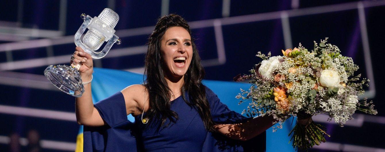 """Переможниця """"Євробачення"""" Джамала про Лазарєва: Я побажала йому успіху"""