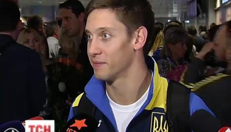 Сборная Украины по прыжкам в воду на чемпионате Европы завоевала 8 медалей