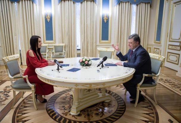 Президент присвоїв Джамалі звання народної артистки України