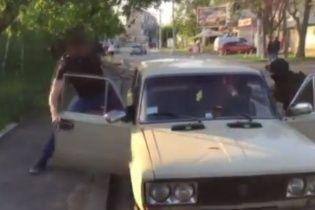 """""""Вбивство"""" адвоката в Одесі: з'явилося відео затримання кілерів"""