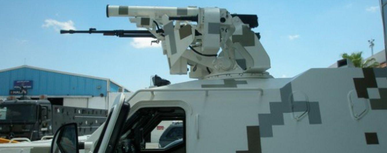 """В """"Укроборонпромі"""" розробили новітній кулеметно-гарматний модуль для військової техніки"""