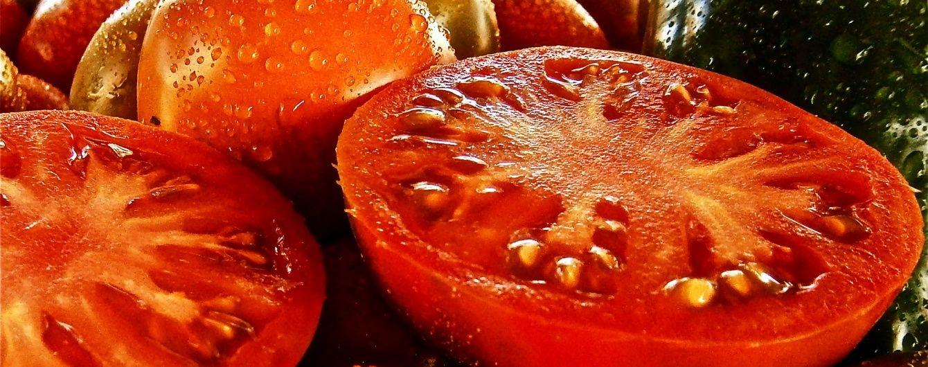 На Херсонщине готовы уничтожать помидоры, которые не продаются по 2 грн за кило
