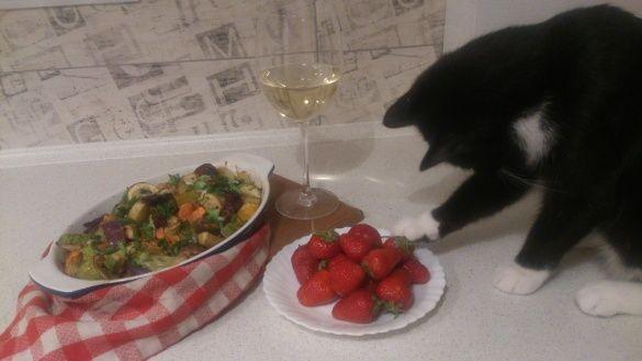 Веганська вечеря