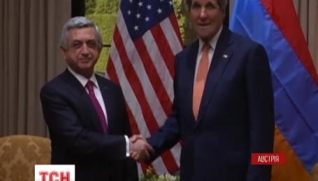 Вірменія та Азербайджан домовилися про перемир'я в Нагірному Карабаху