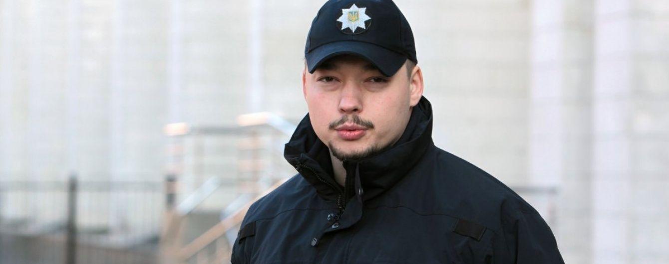 Головний київський патрульний потрапив у ДТП в Маріуполі - ЗМІ