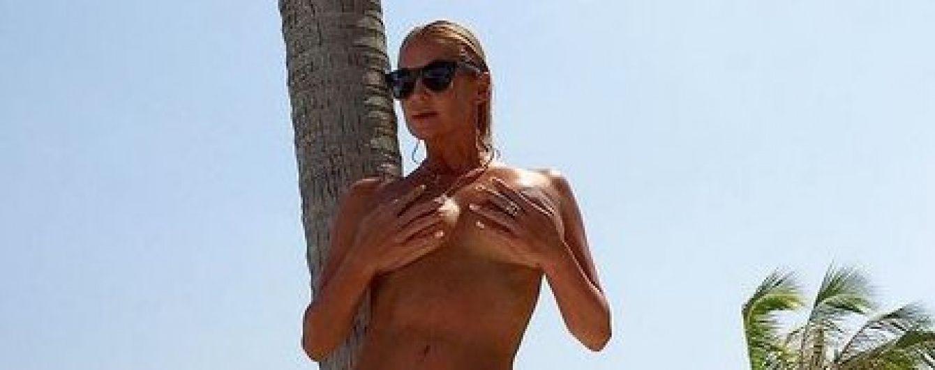 Все, что вы хотели знать о микро-бикини Анастасии Волочковой