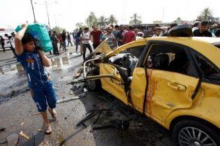 Потужні вибухи у Багдаді забрали життя більше 70 людей