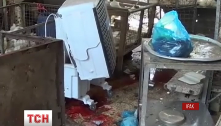 В Багдаде прогремели три взрыва
