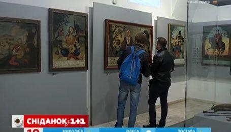 Как украинцам пытаются привить любовь к искусству