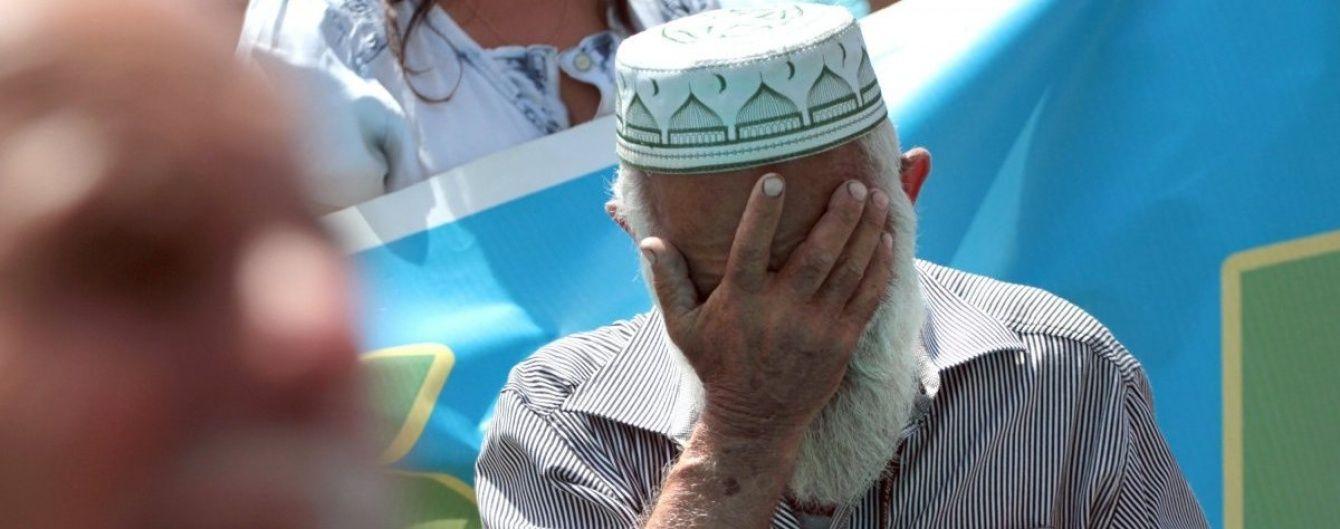 МЗС назвало кількість кримських татар, які покинули півострів через дії окупаційної влади