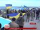 Кримські татари зібралися на Чонгарі на роковини депортації з півострова
